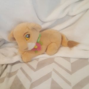 1993 vintage  purring NALA from the lion king